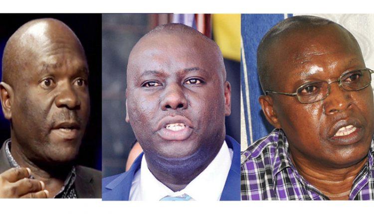YUSUF NSIBAMBI IS NEW FDC EC BOSS