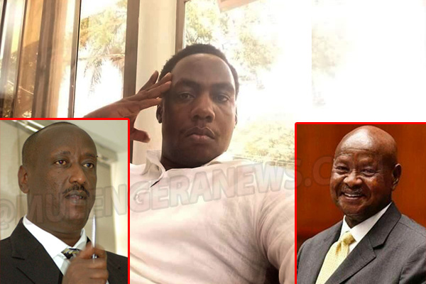 EX-JPAM BODYGUARD AINE  ERUPTS AGAIN, GIVES M7 15 DAYS TO B'ME BETTER  PRESIDENT OR FACE FIRE