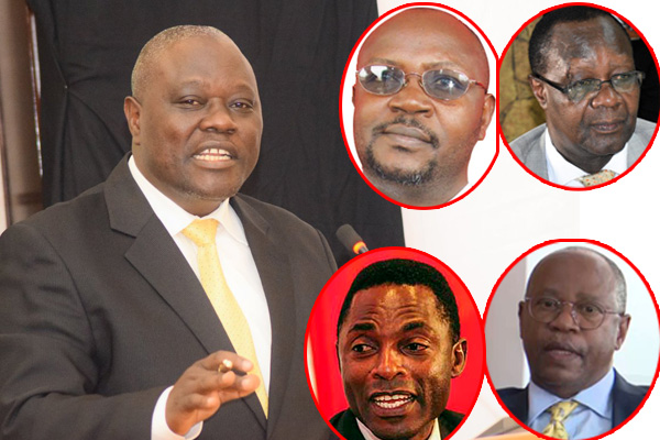 AVIATION EXPERTS GANG UP ON BAGIIRE OVER AIRLINE BOARD, BRAND NEW TEAM INCAPABLE