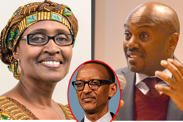 RWANDA NOW ACCUSES MWENDA, WINNIE BYANYIMA OF BETRAYAL