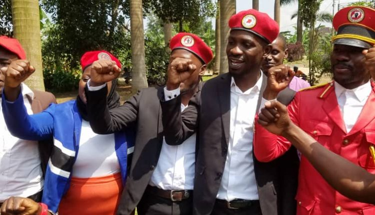 ANIFA KAWOOYA (MP FOR 25 YEARS) DECLARES SEMBABULE NO GO ZONE  FOR BOBI WINE, HIS PEOPLE POWER