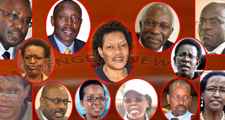 UGANDA'S 10 MOST POWERFUL ACCOUNTING OFFICERS NAMED